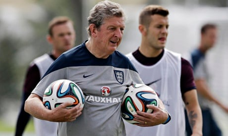 Roy Hodgson keen to remain England manager until 2018 World Cup...