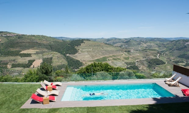 Vineyard House, Douro Valley, Portugal