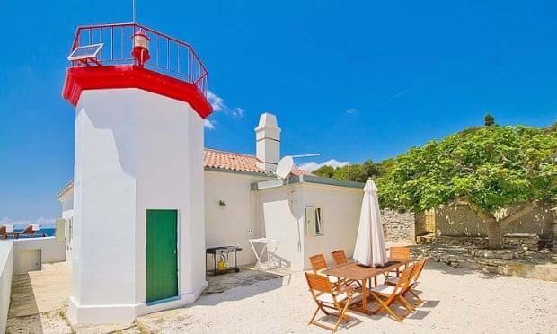 Villa Varadella, Istria