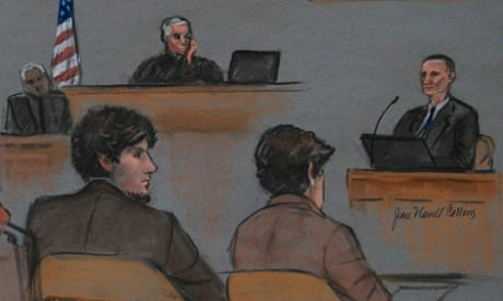 Boston Marathon victim's father testifies at trial: 'We were unlucky that day'...