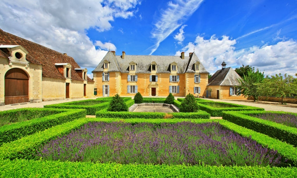 La Jardin a la Francaise