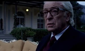 Youth trailer with Michael Caine