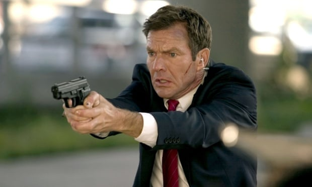 Dennis Quaid flips out on set, goes on a expletive-filled tirade