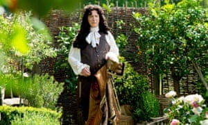 Alan Rickman as Louis XIV.