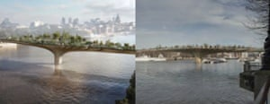 The garden bridge … vision vs reality?