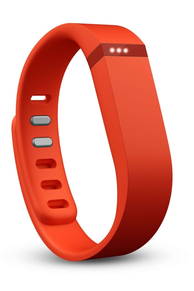 Health wristbands, such as Fitbit, are becoming increasingly sophisticated.