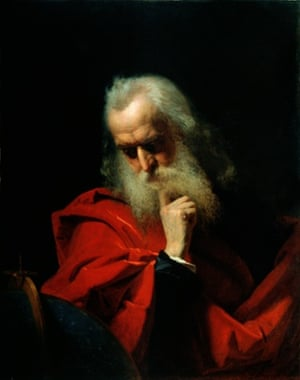 Galileo Galilei by Ivan Petrovich Koler-Viliandi. Photograph: Photograph: The Gallery Collection/Corbis