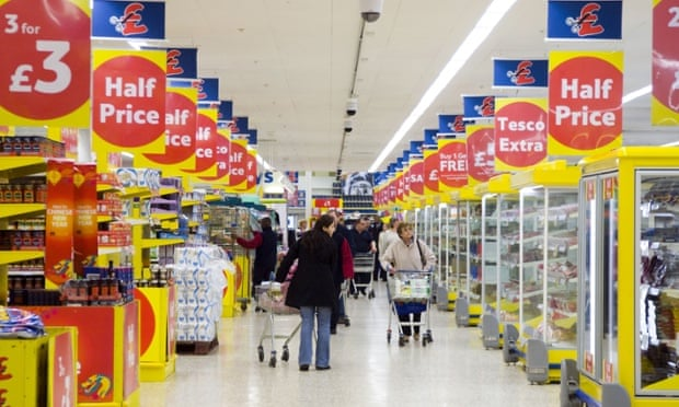 Discussion: UK supermarkets dupe shoppers out of hundreds of millions, says Which? | The Guardian