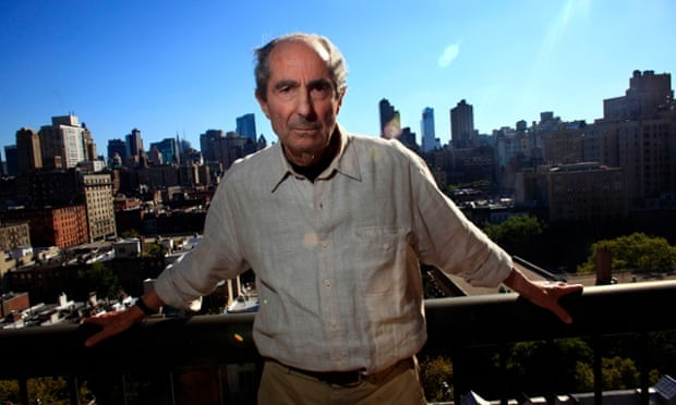 Philip Roth in New York, 2010.