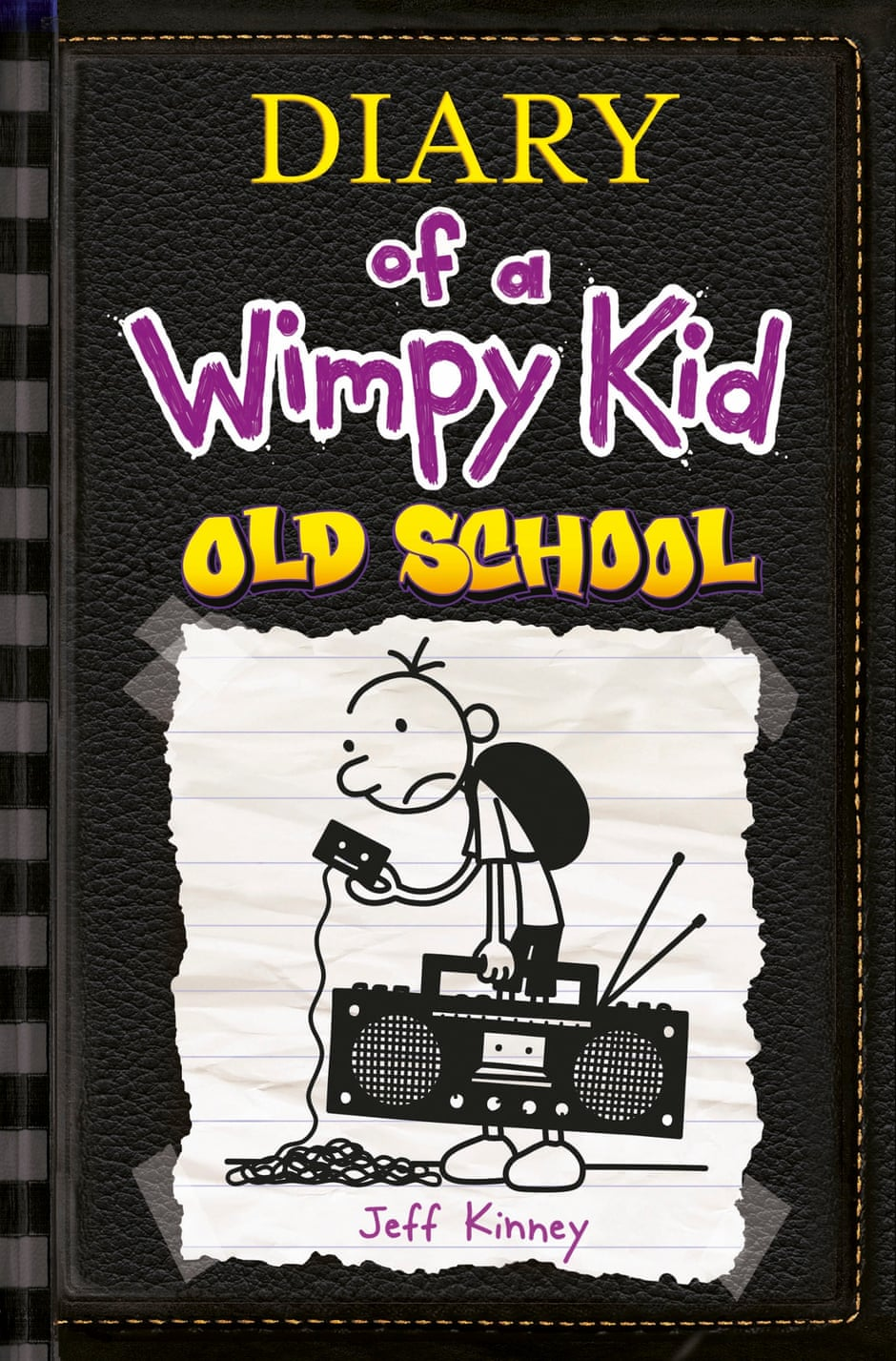 WImpy Kid old school