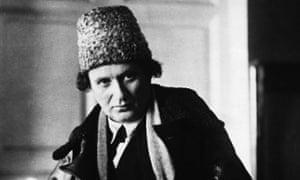 Russian Communist leader Grigory Zinoviev.
