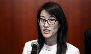 Ellen Pao: 'When you look at the overall experience of women in the workplace, they are not succeeding'