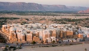 Old Walled City of Shibam, Shibam, Yemen