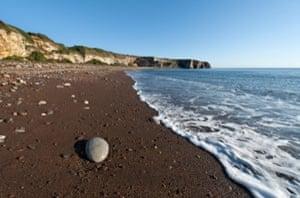 Blast Beach, near Seaham, County Durham.