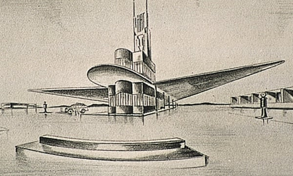 Fiat Tagliero concept drawing