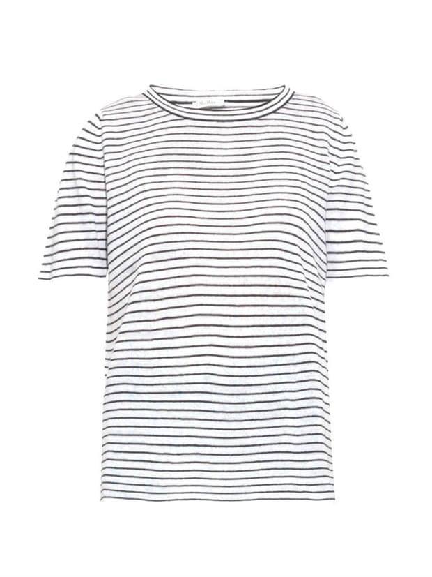 "Max Mara T-Shirt, &#163;205, <a href=""http://www.matchesfashion.com/products/Max-Mara-Zanora-T-shirt-1004468"">Matches</a>"