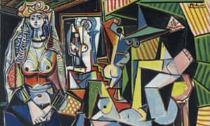 picasso christie's women of algiers