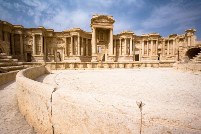 Roman Theatre, Palmyra
