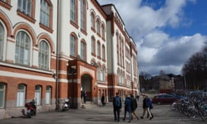 The Normal Lyceum in Helsinki.