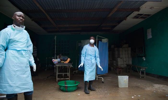 Peabody exploited ebola crisis