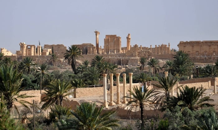 Palmyra falls
