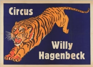 Vintage circus posters - in pictures...