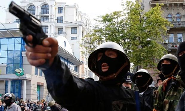 Украина опасается распространения сепаратистского конфликта на фоне враждебности по отношению к Киеву