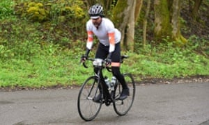 Peter Walker tests Rose bike