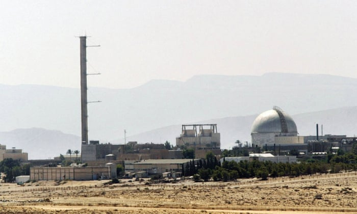 US blocks nuclear ban for Middle East
