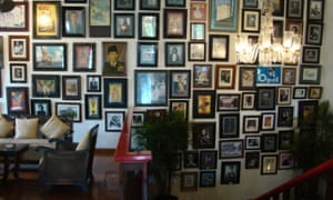 Cafe Batavia in Jakarta.