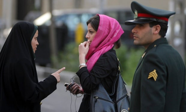 Rouhani clashes with Iranian clergy over 'bad hijab'