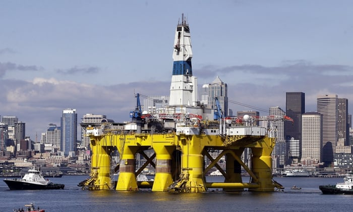 Oil company bonuses