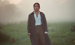 Matthew Macfadyen as Mr Darcy in the 2005 version of Pride and Prejudice.