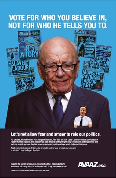 Avaaz ad - full image