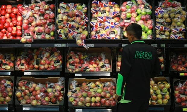 Grocery price falls hurting UK supermarkets | The Guardian