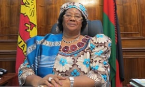 Joyce Banda in 2012