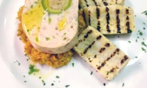 Food at Casa Clelia