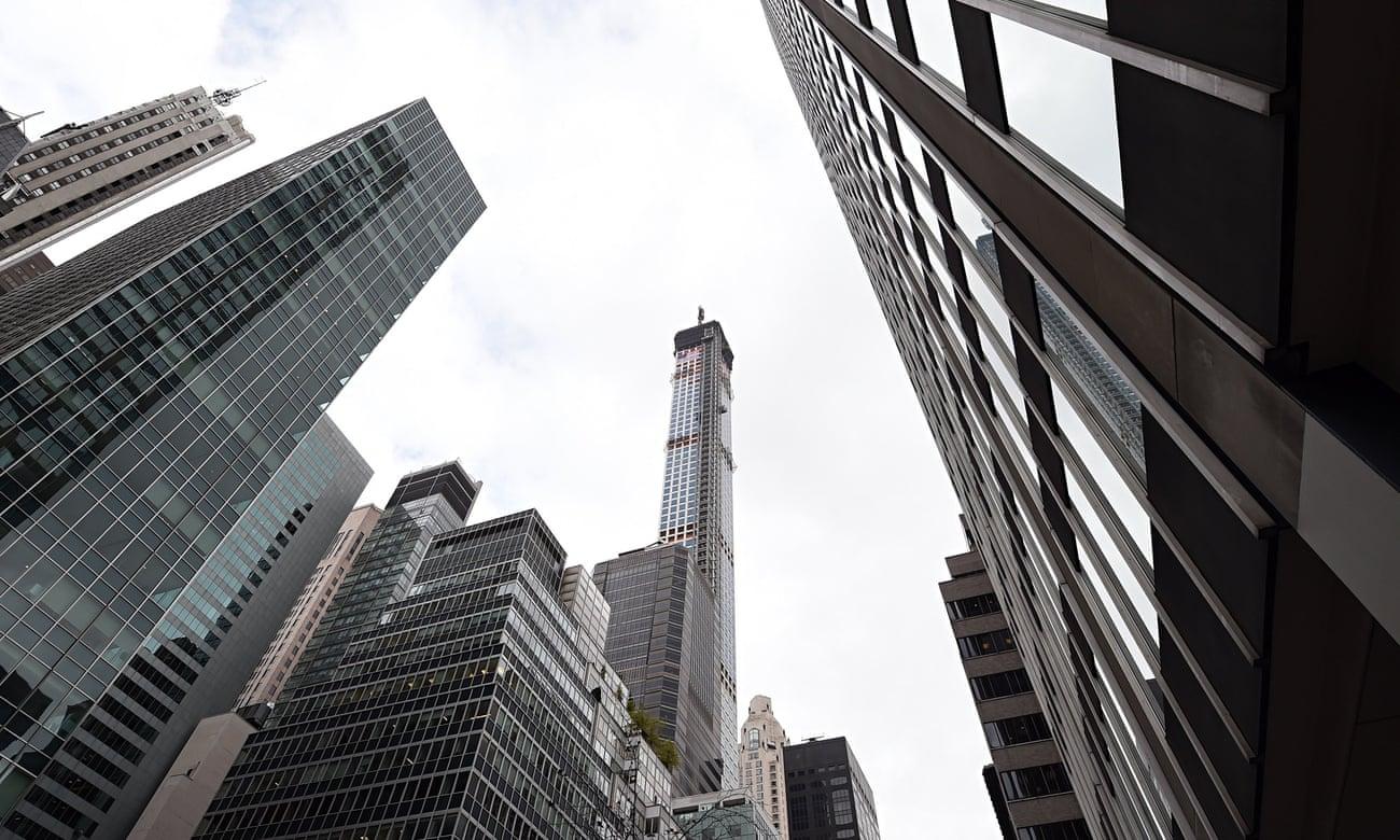 A view of 432 Park Avenue