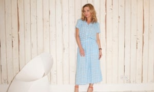 Jess in gingham