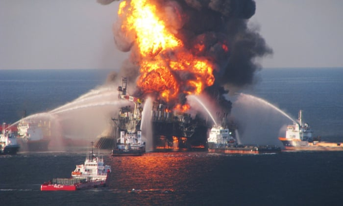 Deepwater Horizon jurty selection started