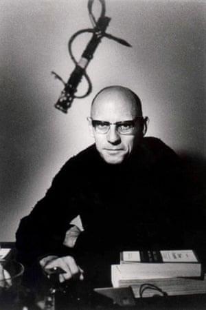 Michel Foucault in 1968.