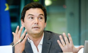 Thomas Piketty.