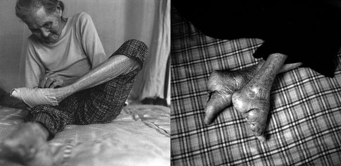 Huo Guan Yu: 89 years old in 2010.