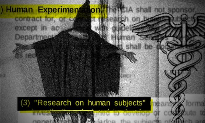 CIA human experiments