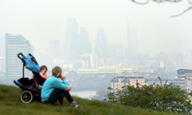 skyline smog