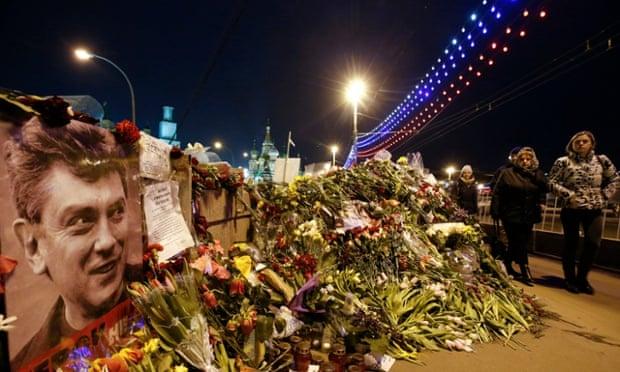 Мой отец был убит российской пропагандой, говорит дочь Немцова