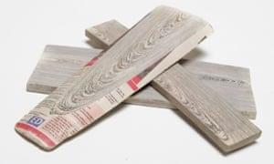 Newspaper Wood