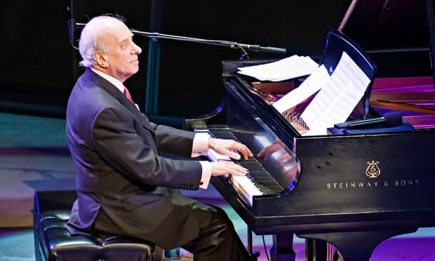 Dick Hyman at the Fats Waller Tribute Concert