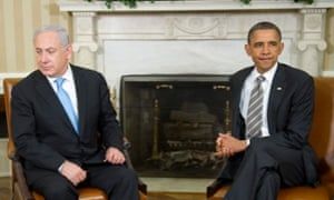 President Barack Obama's relationship with the Israeli prime minister, Binyamin Netanyahu, has been frosty.