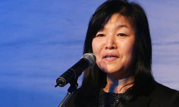 Novelist Shin Kyung-sook.